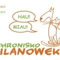 Logo schronisko milanowek
